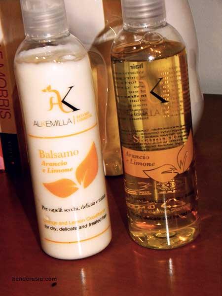 Alkemilla Shampoo e Balsamo: recensione