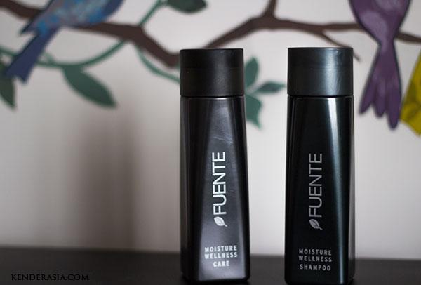 Fuente Haircare: Moisture Wellness