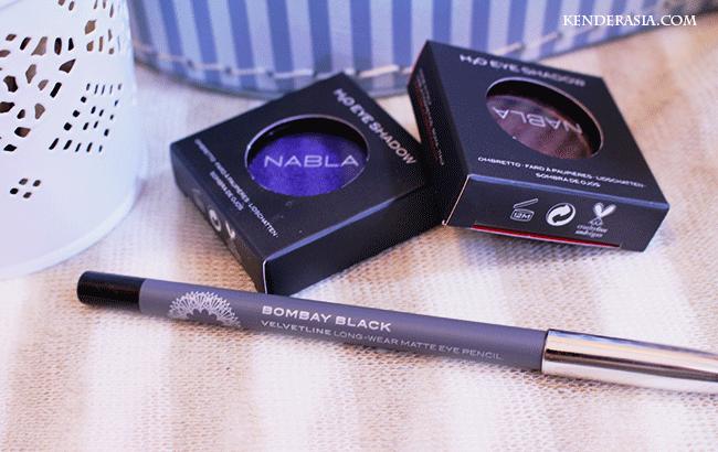 Nabla Cosmetics Haul: H2O & Bombay Black