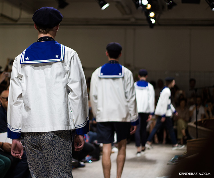 Antonio Marras SS16 – Milano Moda Uomo