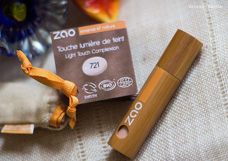 Zao Make-up Light Touch Complexion