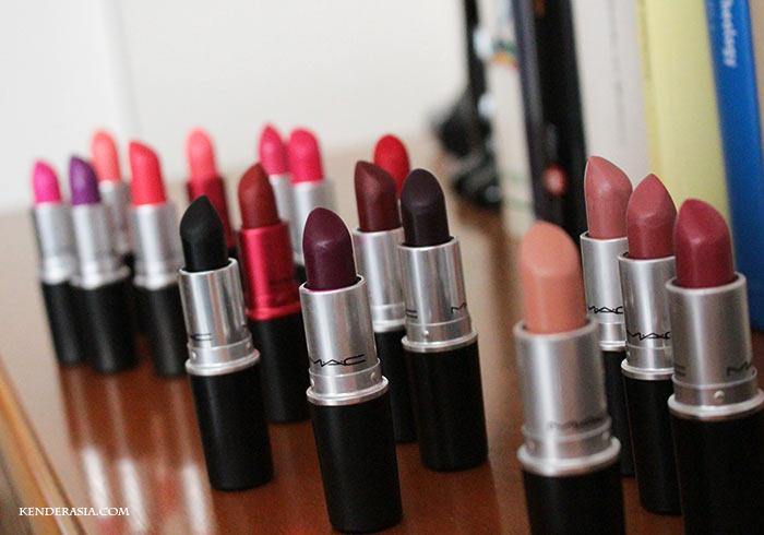 TAG: MAC Cosmetics The art of the lip (Italian version) #mactheartoftheliptag