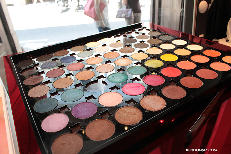 Sephora Exclusive Fall '14 – Press Day