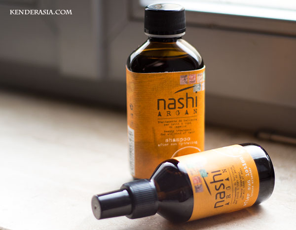 Nashi Argan Sun – La nuova linea di prodotti solari