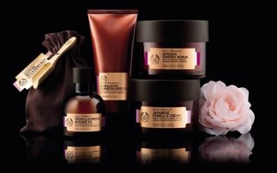 The Body Shop lancia SPA of the World