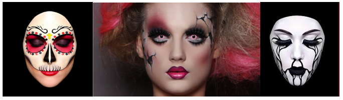 Halloween 2014 con Make Up For Ever